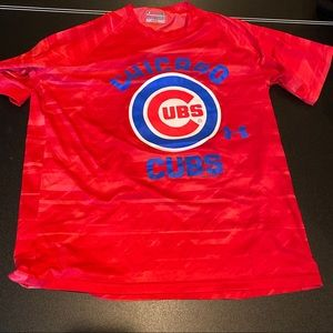 Chicago Cubs Under Armour Tee
